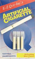 E-Z Quit Incs Artificial Cigarette